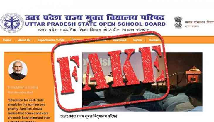 Fake education Board busted in UP, seven arrested