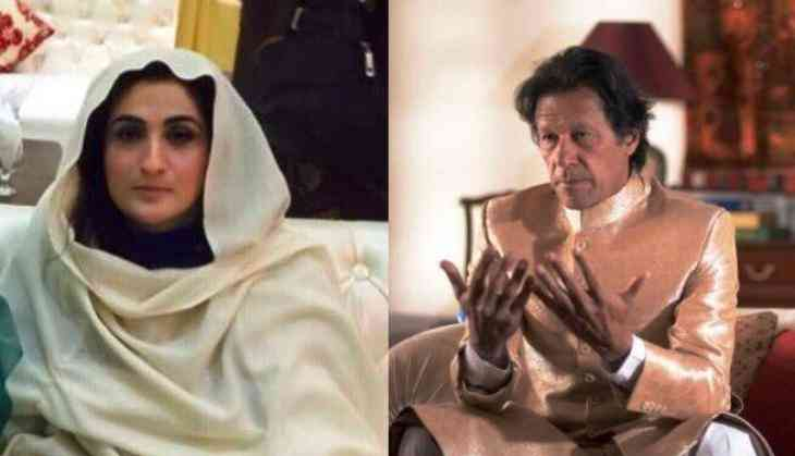 Did Imran Khan actually married third time on Jan 1 this year?