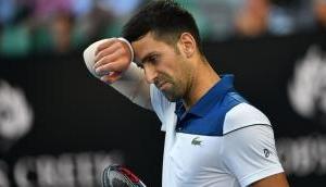 Novak Djokovic beats Sousa in straight sets at Paris Masters