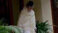 अमिताभ की तबीयत खराब, जोधपुर में 'ठग्स ऑफ हिंदोस्तान' की कर रहे थे शूटिंग