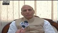 Rajnath Singh says 'Good improvement in law and order in UP'