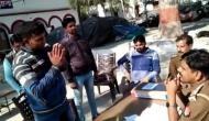 योगीराज: एनकाउंंटर का खौफ, बदमाश गिरफ़्तारी के लिए गिड़गिड़ाया