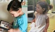 Cuteness overload: Star kids of Instagram Taimur and Ziva Dhoni are twinning already
