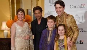 शाहरुख-आमिर से मिले कनाडा के पीएम जस्टिन ट्रूडो, फिल्मों को लेकर कही ये बात