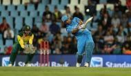 धोनी ने साउथ अफ्रीका के खिलाफ दूसरे T20 में तीसरा छक्का लगाते ही बना दिया ये वर्ल्ड रिकॉर्ड
