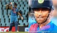 Ind vs SA 2nd T20: Cool MS Dhoni loses his control and abuses Manish Pandey; said 'Udhar Kya Dekh Raha Hai'