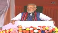 PM Modi ensures strong, stable government in Meghalaya