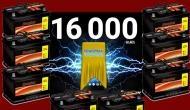 पॉवरबैंक का बापः इस स्मार्टफोन में है 16,000mAh बैटरी, ड्युअल कैमरा और फुलव्यू डिस्प्ले