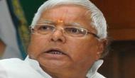 Fodder scam: Jharkhand HC rejects Lalu's bail plea