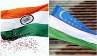 Uzbekistan President Shavkat Mirziyoyev, Sushma Swaraj discuss bilateral issues