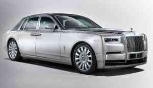 8th-Generation Rolls-Royce Phantom Launched in India