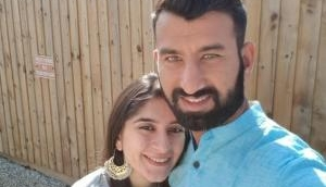 In photos: Cheteshwar Pujara blessed with baby girl 'Excited and super happy'