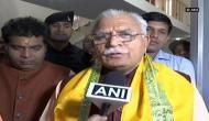 CM Khattar welcomes decision to add Gayatri Mantra in school's morning prayers
