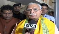 Water of River Ravi should be restricted to India: Manohar Lal Khattar