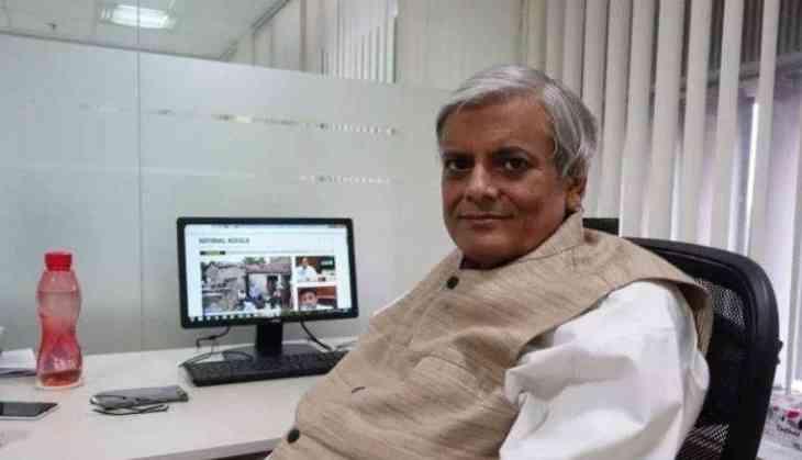 Senior journalist Neelabh Mishra passes away at 57