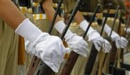 Policeman injured after service rifle goes off accidentally