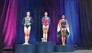 2018 World Gymnastics Melbourne: India's Aruna Reddy rewrites history by winning bronze medal