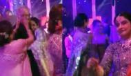 श्रीदेवी की मौत से पहले का आखिरी डांस वीडियो, पति बोनी कपूर ने लगाया था गले