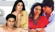 आखिरी बार शाहरुख के साथ नजर आएंगी श्रीदेवी, इसी साल रिलीज होगी ये फिल्म