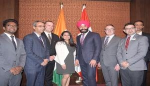 Canadian minister launches Maple Assist App