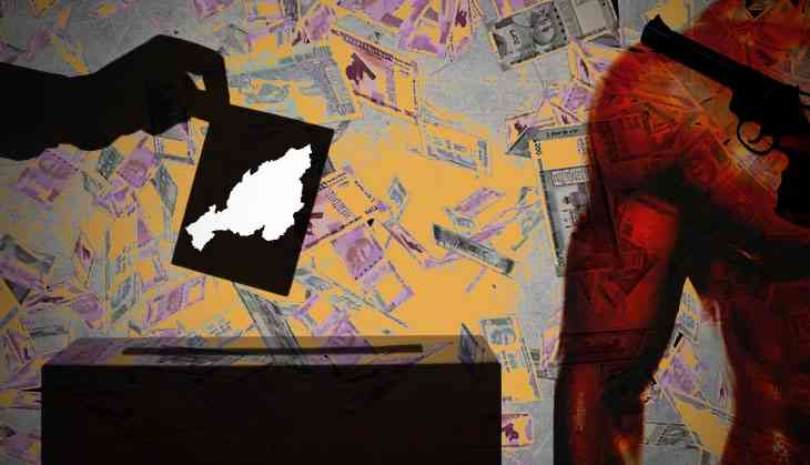 Nagaland polls: Marred by money and muscle