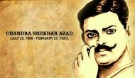 Chandra Shekhar Azad death anniversary: Remembering the brave freedom fighter who remained 'azad' till his last breath