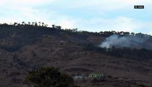 Pak violates ceasefire in Bhimber Gali