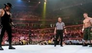 WWE Raw: Cena openly challenges the Undertaker