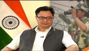Nagaland, Meghalaya Polls: Rijiju appeals people to vote in record numbers