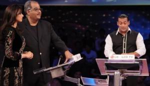 Dus Ka Dum promo out: Memories when Sridevi, Janhvi, Boney Kapoor had fun on Salman Khan's show