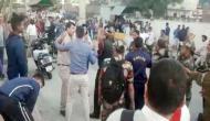 VIDEO: सेना के जवानों और दिल्ली पुलिस के बीच जमकर बरसी लाठियां