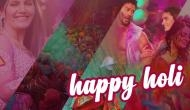 Holi Songs 2018: Not only Bollywood but these superhit  Bhojpuri and Haryanvi songs will make you groove this festive season