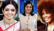 Talk show host Simi Garewal finds some uncanny similarities between Sridevi and Whitney Houstan's death