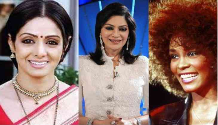 Shocking: Deaths of Sridevi and Whitney Houston have uncanny similarities, read here