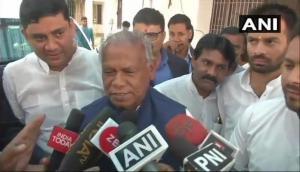Jitan Ram Manjhi quits NDA