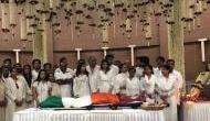 श्मशान गृह पहुंचा श्रीदेवी का पार्थिव शरीर, राजकीय सम्मान के साथ होगा अंतिम संस्कार