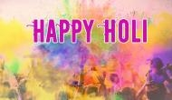 Holi 2018: Greet your loved ones with these colourful wishes, messages and Shayari