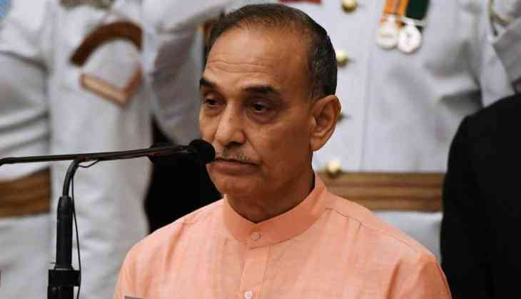 Mantras codified laws of motion: Union min's latest target is Newton