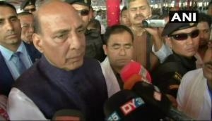 Karti's arrest: CBI a 'credible agency', says Rajnath