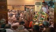 शंकराचार्य जयेंद्र सरस्वती को आज कांचीपुरम मठ में दी जाएगी अंतिम विदाई