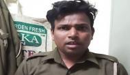 Man posing as cop held in Delhi