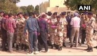 ITBP personnel draped in festive colour on Holi