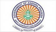 ACB raids officers' residences in Andhra