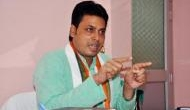 Biplab Kumar Deb BJP's 'Chanakya' for Tripura Assembly to be the next Chief Minister