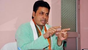 After 'Paan shop' remark Tripura CM Biplab Deb warns people not to poke; says 'will chop off nails of those who interfere in his government'