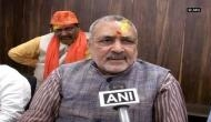 Giriraj Singh: To eliminate population imbalance, population control law needed in country