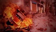 हिंदू लड़की के फर्जी रेप का वीडियो वायरल होने पर जला डाली मुसलमानों की दुकानें