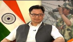 DDCA has taken right decision in renaming Feroz Shah Kotla after Arun Jaitley: Kiren Rijiju