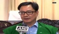 Kiren Rijiju expresses faith in India ahead of team's first WC match
