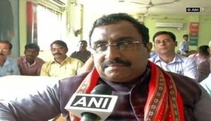 Lok Sabha Election 2019: After cracks in the NDA, Ram Madhav comes up with a plan B for BJP